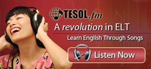 Tune in to TESOL FM